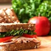 Ham & Salad Sandwich